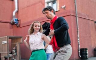 Линди хоп в Минске