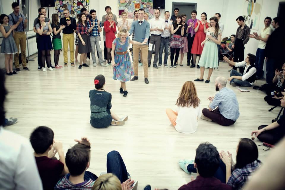 Школа танцев КВАРТАЛ