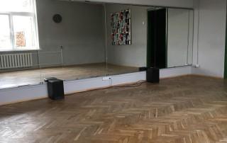 Мини зал или grey room