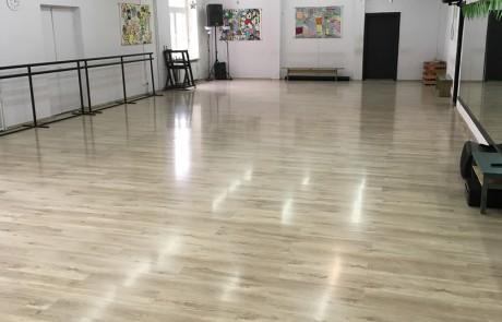 Большой зал или white room