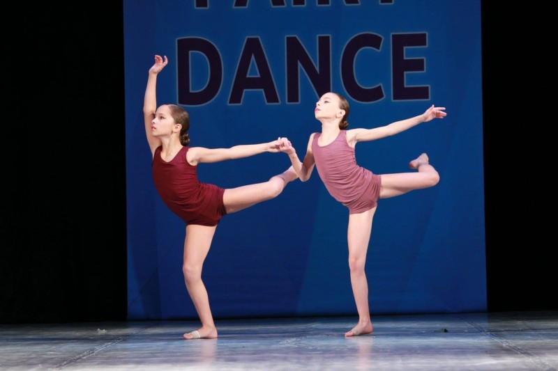 Детская школа танцев в Минске