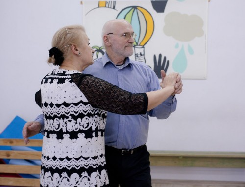 Светлана и Михаил: «Сначала у нас сложилась танцевальная пара, а уж потом — просто пара»